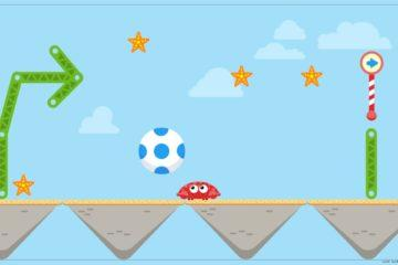 Crabby Ball 2D Game (beta) Made with Unreal Engine 4 in 20 days