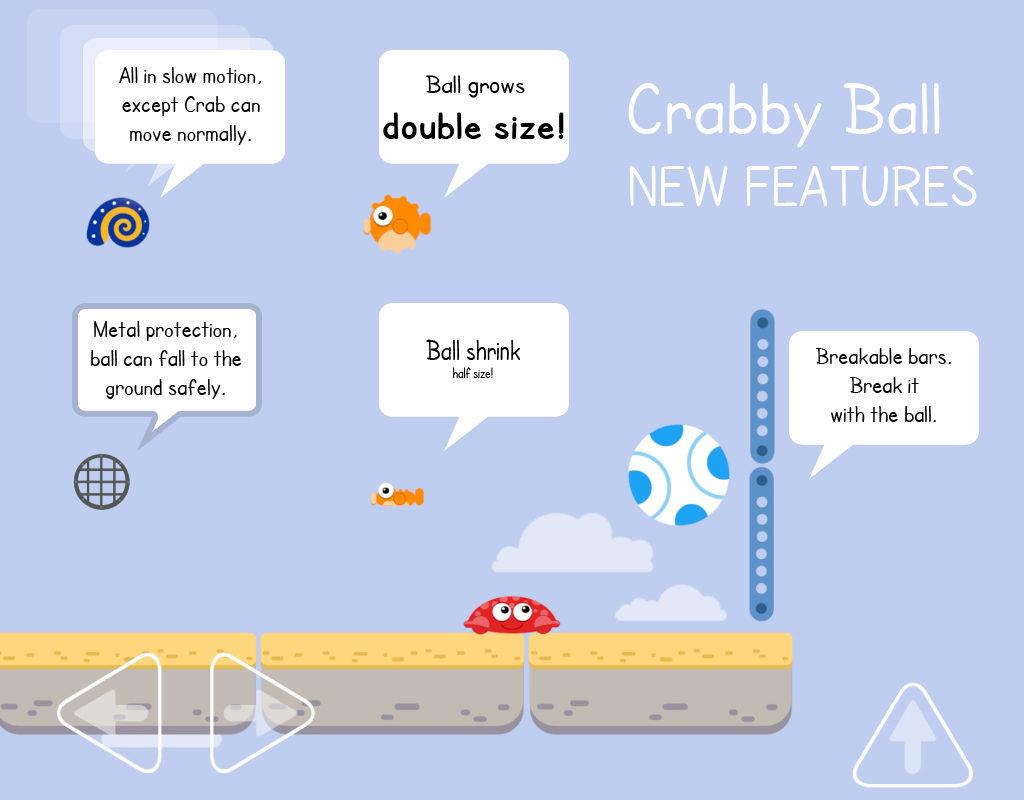 Crabby Ball (My First Game!)
