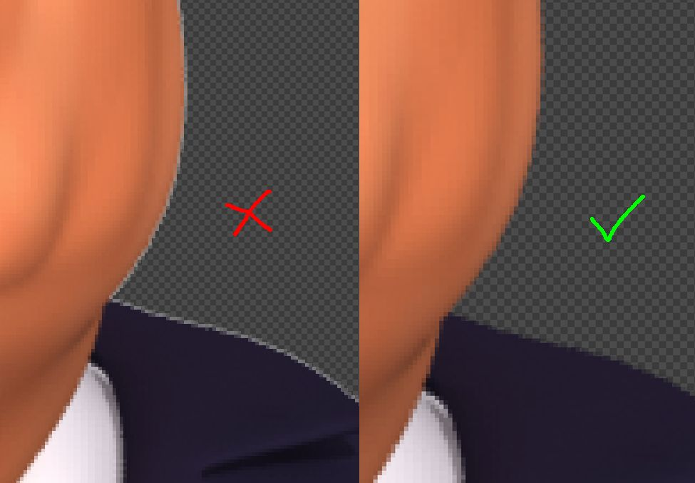 3ds Max PNG alpha transparency and anti-alias problem (SOLVED