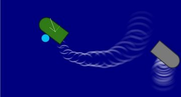 Boat Sim Notes: Water Friction Simulation (With Interactive Demo)