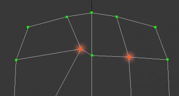 Symmetry Fix Algorithm for 3D Meshes