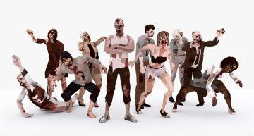 Free Zombie Animations For your Games