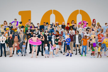 Low Poly Characters Collection